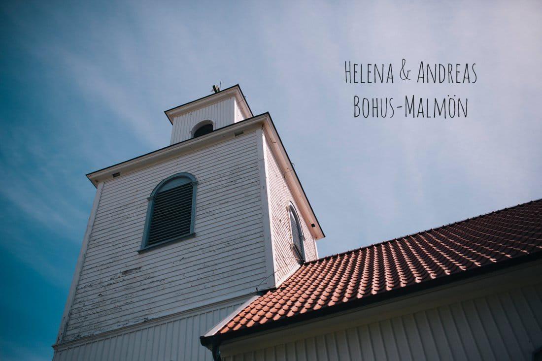 Bröllopsfotograf Bohus-Malmön