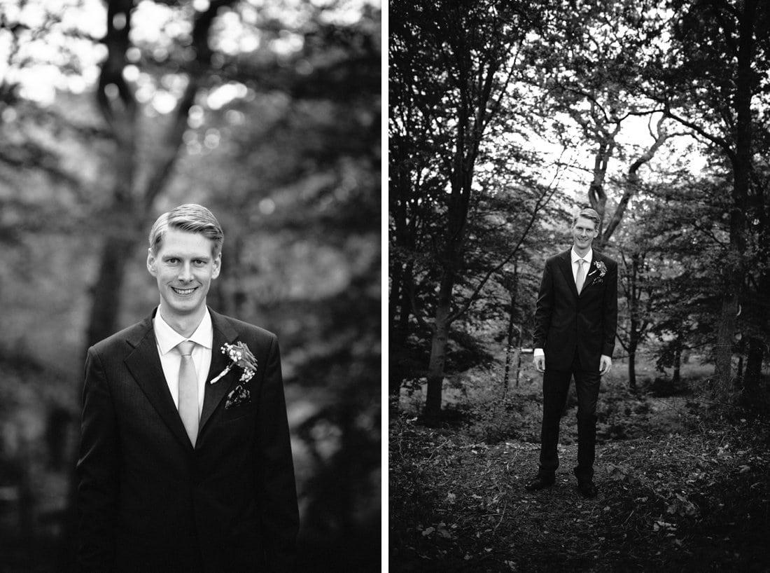 Bröllopsfotograf Partille