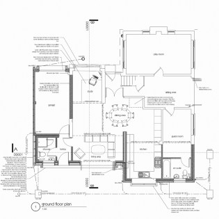 House Extension, Goostrey,