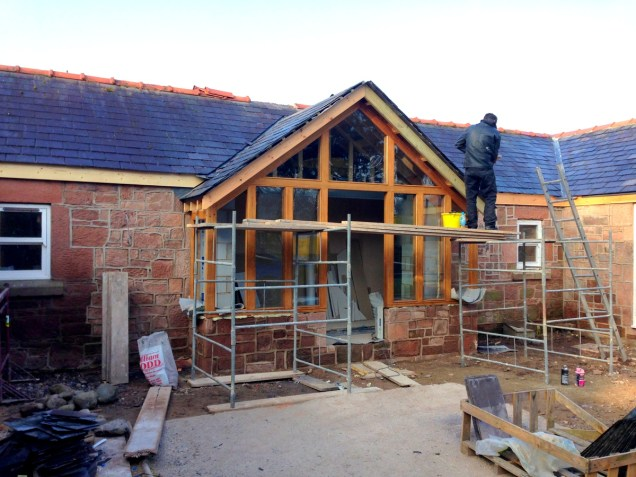 Sandstone Cottage Refurb 2013