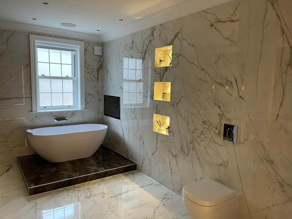 Bathroom Renovation - Bromley Plumbers - General Plumbing