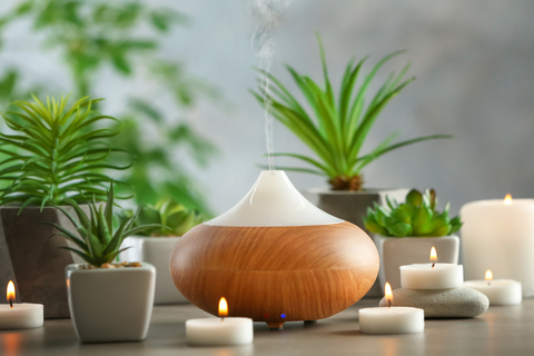 The Popularity Of Oil Diffusers In The UK