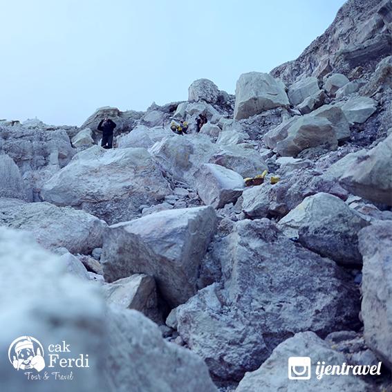 gambar gunung - kawah ijen 3