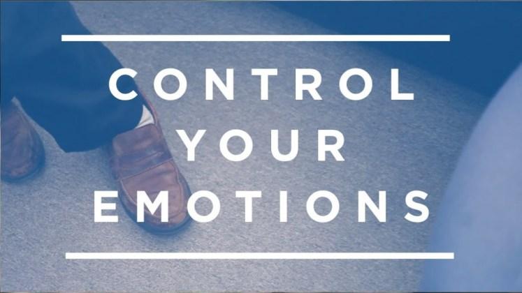 gambar gunung - control emotion