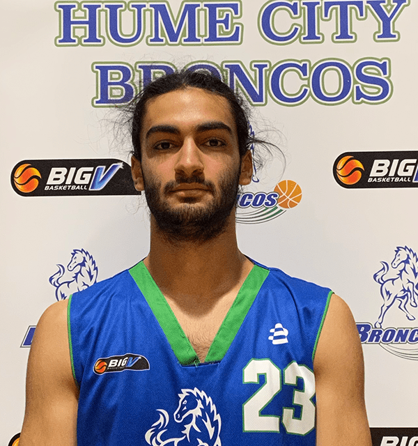 big v Hume City broncos shaman mahboobi