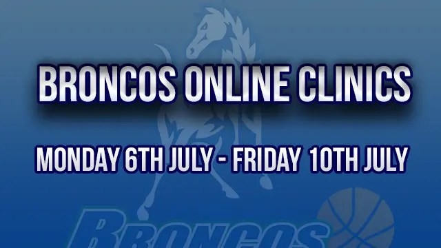 online holiday clinics Broadmeadows broncos zoom