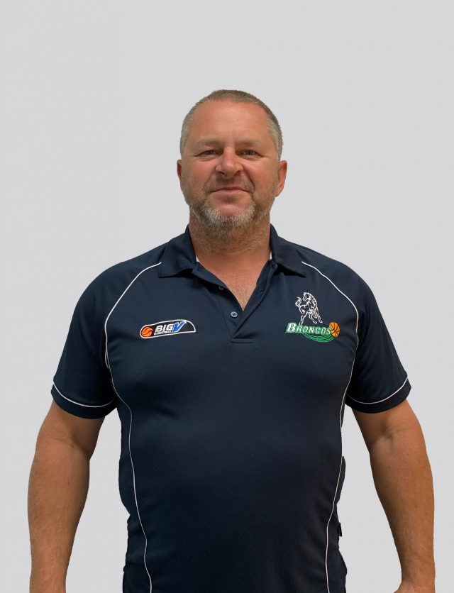 Kevin Fleming Hume City Broncos Youth League Head Coach