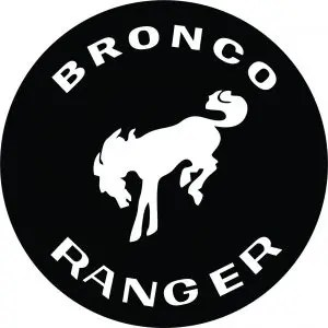 Bronco Ranger Tire Cover