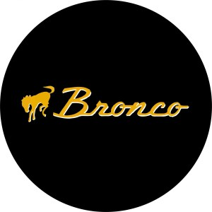 Steves Bronco Tire Cover
