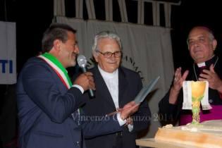 MANIACE: I 50 ANNI DI SACERDOZIO DI MONS. NUNZIO GALATI