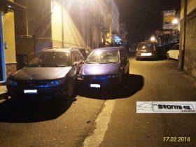 BRONTE: SPETTACOLARE INCIDENTE, COINVOLTE QUATTRO AUTO
