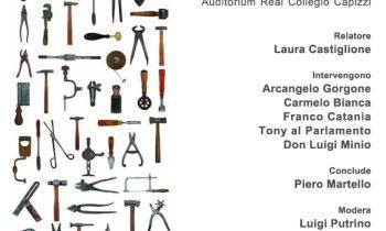 Artigiani a Bronte locandina