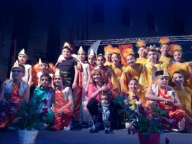 BRONTE: SUCCESSO PER IL SAGGIO FINALE DEL CIRCOLO N. SPEDALIERI -LE FOTO