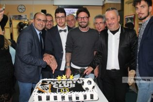 BRONTE: CLUB JUVENTUS INTITOLATO A BUFFON – LE FOTO