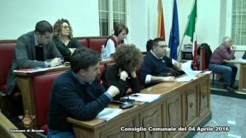 BRONTE, BILANCIO APPROVATO: I COMMENTI DI SINDACO E CONSIGLIERI