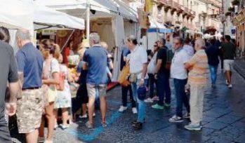 BRONTE: EXPO DEL PISTACCHIO, E' SPETTACOLO