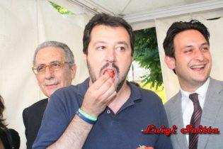 POLITICA:  SALVINI DALLE FRAGOLE DI MALETTO A PREMIER ?
