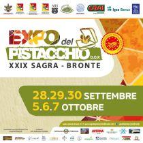 BRONTE: EXPO DEL PISTACCHIO IERI STOP, OGGI RIPARTE