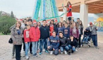 BRONTE: LO SPIRITO DEL NATALE IN CITTA' GRAZIE ALLE SCUOLE E ALLO SPRAR