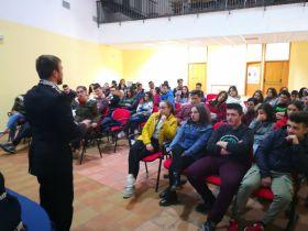 MANIACE: ALL'ALBERGHIERO FALCONE INCONTRO SULLA LEGALITA' CON GDF E CC