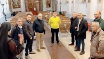 BRONTE: RESTYLING DELLA CHIESA SAN VITO «RINGRAZIO I FRATI E LA GIUNTA»
