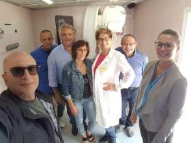 CESARO': SUCCESSO PER LO SCREENING MAMMOGRAFICO