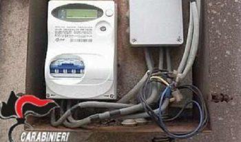 RANDAZZO: DENUNCIATO PER FURTO DI ENERGIA