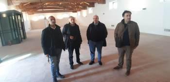 BRONTE, CASTELLO NELSON: ULTIMATI I LAVORI AL GRANAIO; BRONTE FESTEGGIA S. BIAGIO