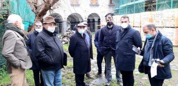 BRONTE: CONSEGNATI I LAVORI DEL CASTELLO NELSON, IN ESTATE DOVREBBE RIAPRIRE