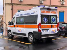 BRONTE OSPEDALE: NUOVA AMBULANZA OPERATIVA, MA PUNTO NASCITA CHIUSO PER LAVORI