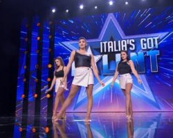"""SPETTACOLO: INTERVISTA ALLE """"BELLO SISTERS"""" RIVELAZIONE DI ITALIA'S GOT TALENT"""