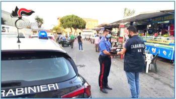 CATANIA: PIAZZALE STAZIONE, PIOGGIA DI MULTE PER PANINARI ED ATTIVITA'