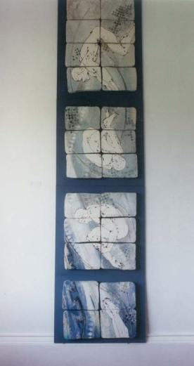 Diver wall panel