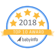 2018 babyinfo Top 10 Award -- Canberra Newborn Photographers