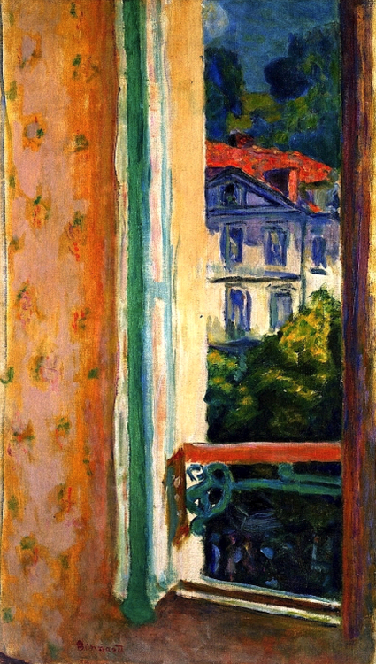 Pierre Bonnard Bronx Banter