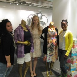 Rosie Pope sits down with BronxMama and talks fashion, diapers, and hosts a giveaway!