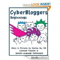 BronxMama Book Shelf: Cyber Bloggers: Beginnings (A Picture Book for children)