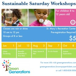 Environmental Workshops for Children