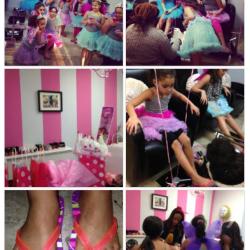 Birthday Idea: Spa Party at Pink Shisha