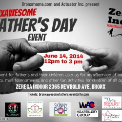 Bronx Awesome Father's Day Event