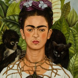 Frida Kahlo's Garden at the New York Botanical Garden