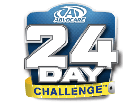 Weighing in: Advocare Week 1