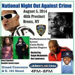 46th Precinct National Night Out Against Crime