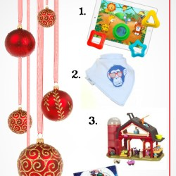Holiday Gift Guide: Kids, Babies, and Tots