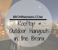 Rooftops and Outdoor Hangouts in the Bronx