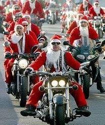Taino's Santa Ride in the Bronx