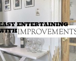 Easy Entertaining with Improvements Catalog
