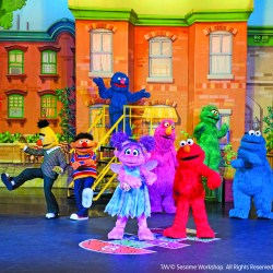 "Sesame Street Live ""Let's Dance!"" Promo Code"