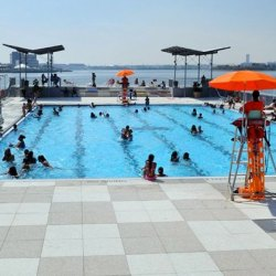 NYC Parks Bronx Pools Open Today