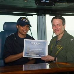 Bronx Sailor earns Sailor of the Day